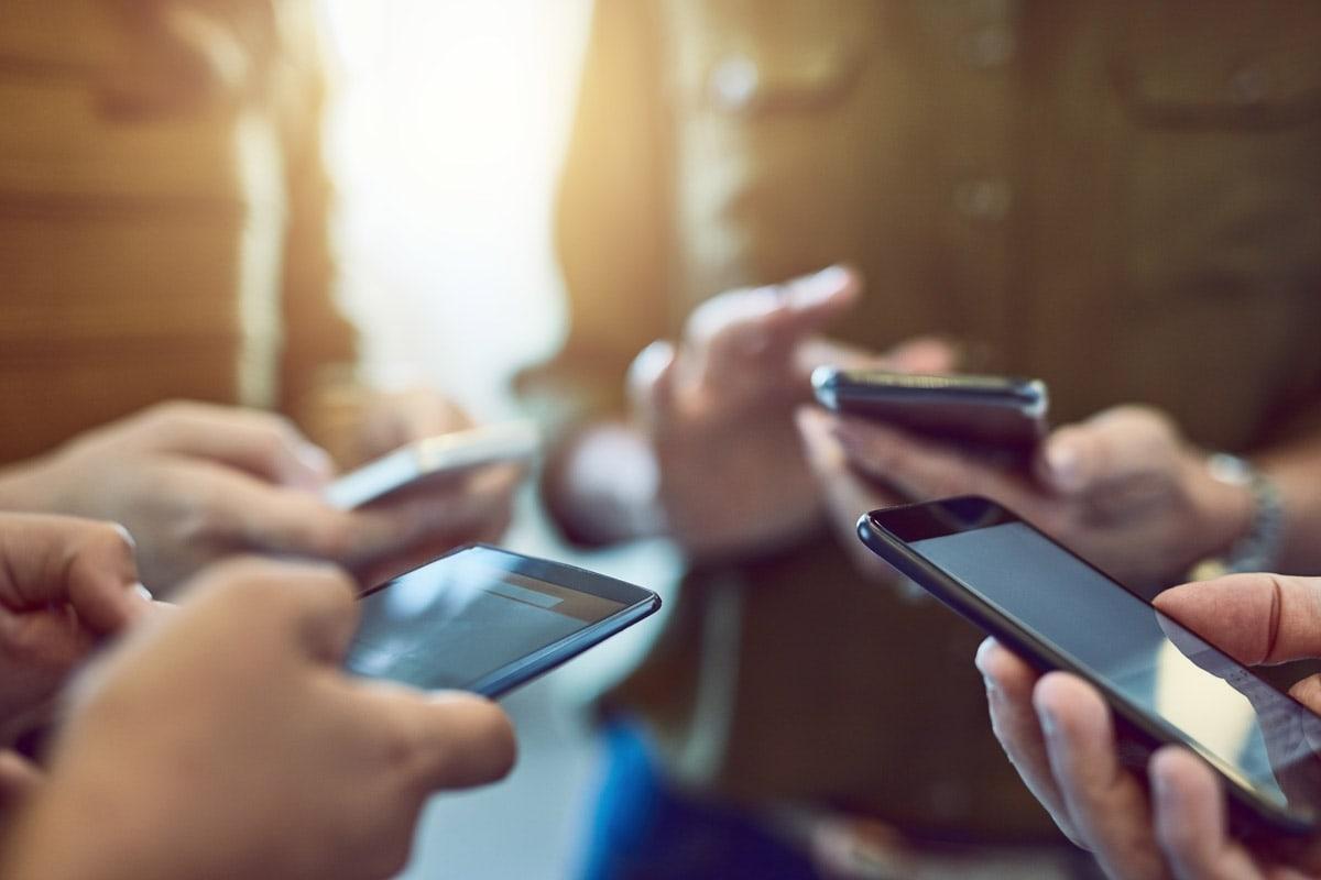Comparteix wifi des del telèfon mòbil
