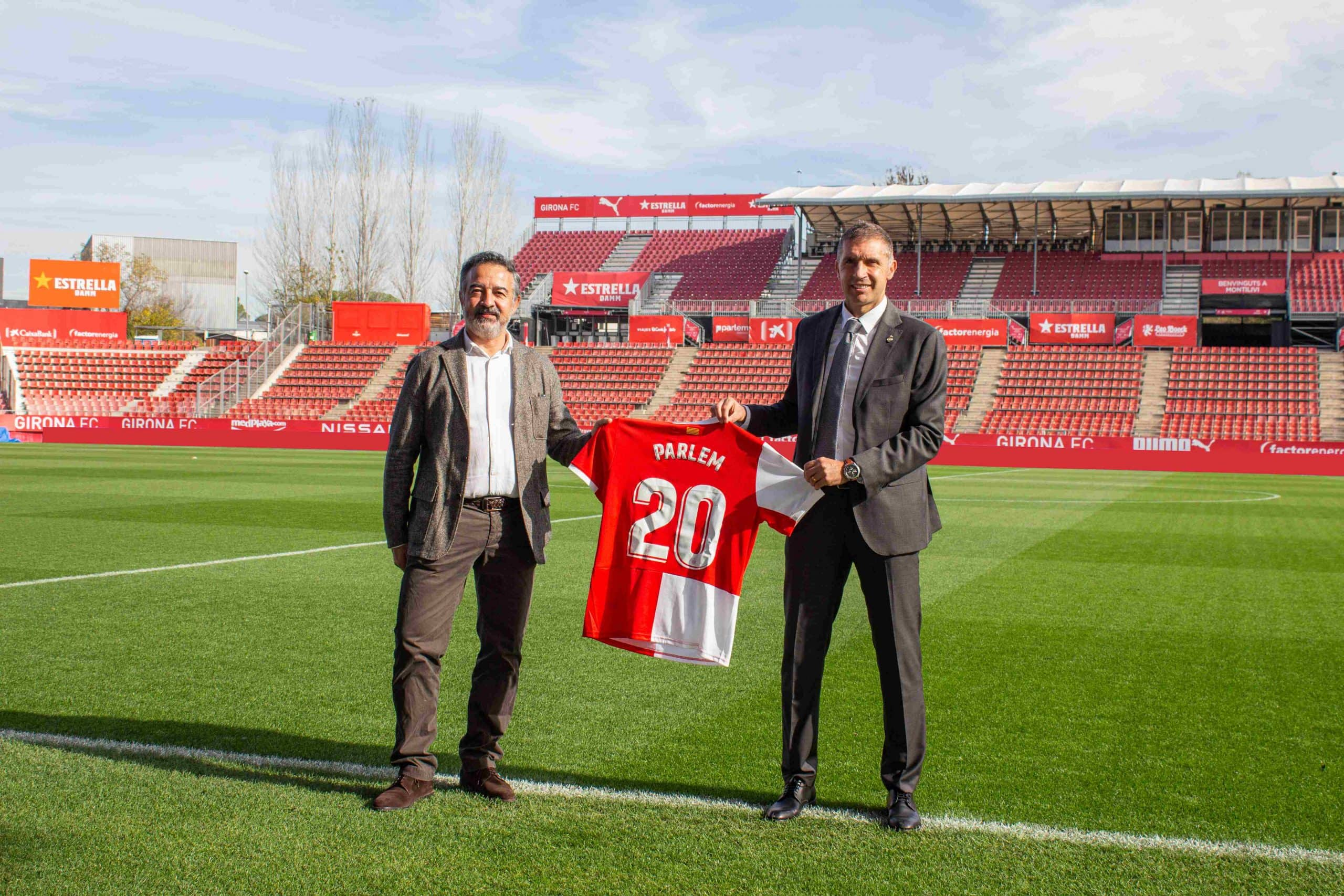 Girona FC i Parlem