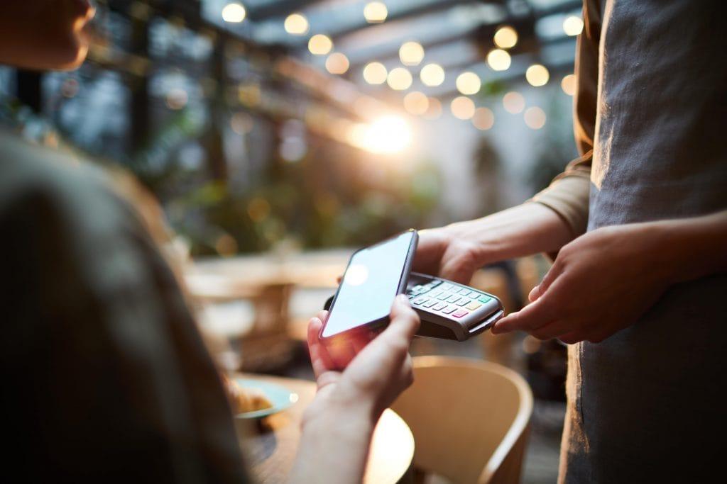 Pagar amb el mòbil